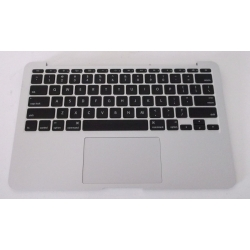 "661-6059  MacBook Air 13"" (Mid 2011) Top Case Housing w/ Keyboard"