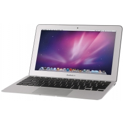 "MD214LL/A MacBook Air 11"" 1.8GHz i7 Processor (Mid-2011)-Pre owned"