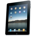 MB294LL/A Apple iPad Wi-Fi (Original) 64GB Black A1219 - Pre owned