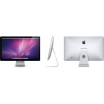 MB382LL/A  Apple Cinema Display LED (24-Inch)-Pre owned