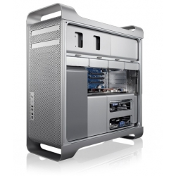 A1289 Mac Pro (Early 2009) 2.26GHz 8 core Nehalem upgraded to 5,1 - 12GB/1TB