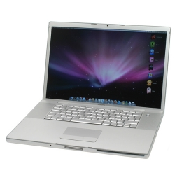 "MA895LL Macbook Pro 15.4"" 2.2GHz Intel Core 2 Duo 2007 Model"