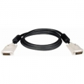 SIIG DVI-D to DVI-D Dual-Link Cable(White)