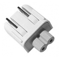 Power Adapter AC Plug-pre owned