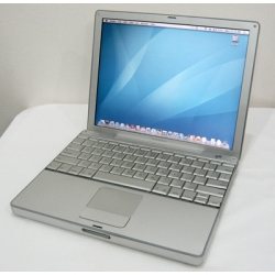 "M9183LL/A Powerbook G4 12"" 1.33GHz 512mb 60GB Super(Aluminum)"