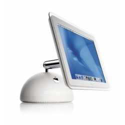 "M9290LL/A  iMac G4 20"" 1.25Ghz 512MB 80GB Super Drive- Pre owned"