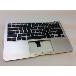 """661-6072 MacBook Air 11"""" Top Case with Keyboard, Mid 2011"""