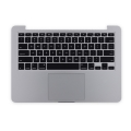 """661-02361  Macbook Pro 13"""" Early 2015 Top Case with Battery"""