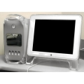 "Powermac G4 Single 1GHz with *17"" APPLE CINEMA DISPLAY *"