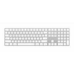 MQ052LL/A Apple Magic Wireless Keyboard with Numeric Pad - Silver A1843