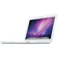 """MC516LL/A  MacBook 2.4GHz C2D 13"""" 4GB, High Sierra (White/Unibody)-2010"""