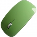 MS102 New Rocksoul Bluetooth Laser Mouse (Black / Blue / Green / Pink / Red)