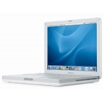 "M9848LL/A  iBook G4 14"" 1.42GHz 1Gb 60GB Super Drive Airport-Pre Owned"
