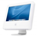 "M9845LL/A iMac G5 20"" 2Ghz 1Gb 160GB Super Drive-Pre owned"