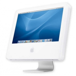 "M9250LL/A  iMac G5 20"" 1.8Ghz 1GB 160GB Super Drive- Pre owned"