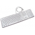 M9034 Original 109-Key White Keyboard *NEW*
