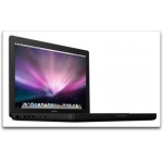 MB404LL/A MacBook 2.4GHz Intel Core 2 Duo 13.3''(Black)-pre owned