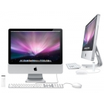 "MB324LL/A  Apple iMac 2.66Ghz 2GB 320GB SuperDrive 20""-Pre owned"