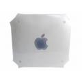 922-3974 G4 Graphite Left  Side Panel with Graphite Apple logo