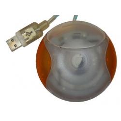 Apple USB Mouse Tangerine