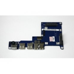 "922-8391 MacBook Pro 17"" 2.5GHz/2.6GHz (Model A1261) Left I/O Audio Board."