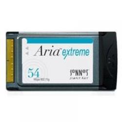 Aria Extreme 802.11g Wireless PC Card