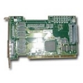 ATTO ExpressPCI UL2D Dual-Channel Ultra2 SCSI Host Adapter