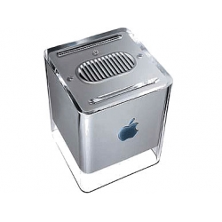 Powermac G4 450MHz Cube 512MB 40GB DVDROM - Pre Owned