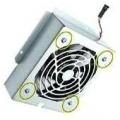 922-4572 PowerMac G4 QuickSilver  Fan Bracket without Fan