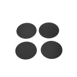 """076-1398  MacBook Pro  Feet Foot Kit 13""""/15""""/17"""" A1278 A1286 A1297-4 PCs"""